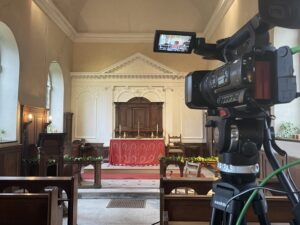 Funeral Webcasting Service