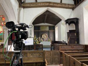 St Mary's Church, Hamstead Marshall
