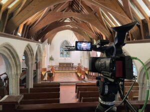 St Mawnan Church, Mawnan, Cornwall