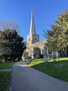 St Marys Church, Harrow